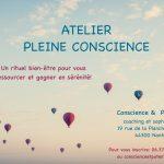 Atelier Sophrologie Méditation à Nantes